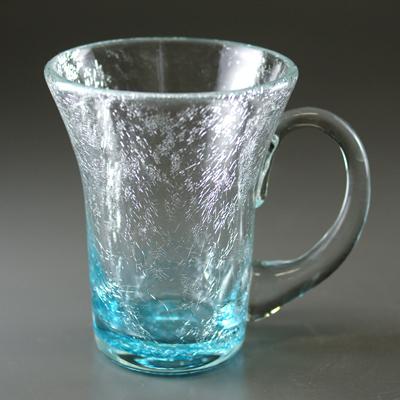 マグカップ(角・ライトブルー)