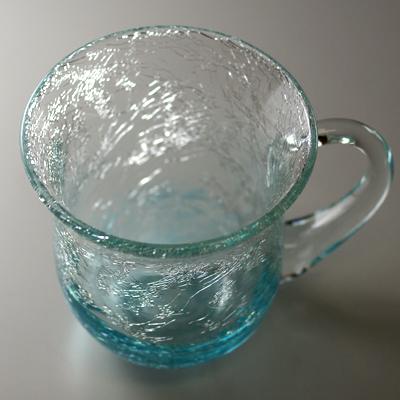 マグカップ(丸・ライトブルー)