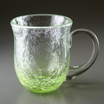 マグカップ(丸・オリーブグリーン)
