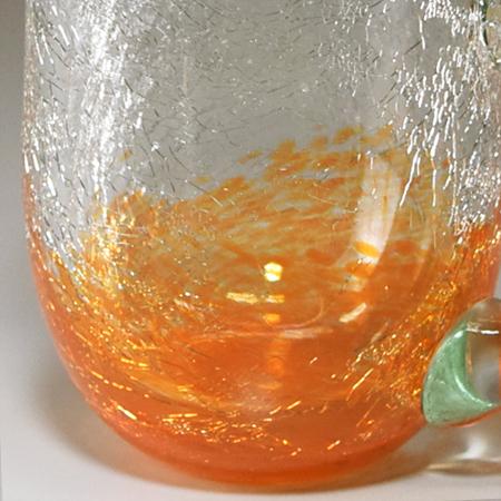 マグカップ(丸・オレンジ)