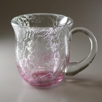 マグカップ(丸・ピンク)