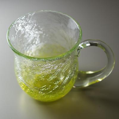 マグカップ(丸・イエロー)