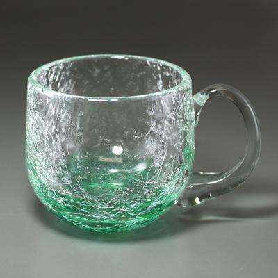 コーヒーカップ(エメラルドグリーン)