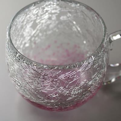 コーヒーカップ(ピンク)