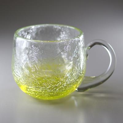 コーヒーカップ(イエロー)