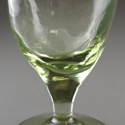 吹込みワイングラス(小)
